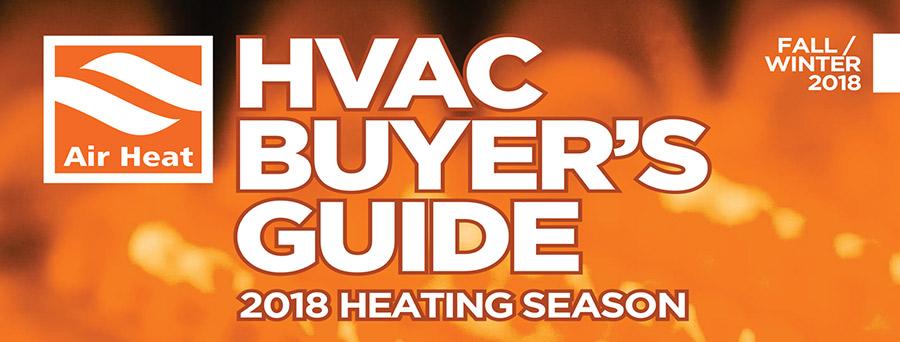 2018 Heating Season Catalogue Available Now!