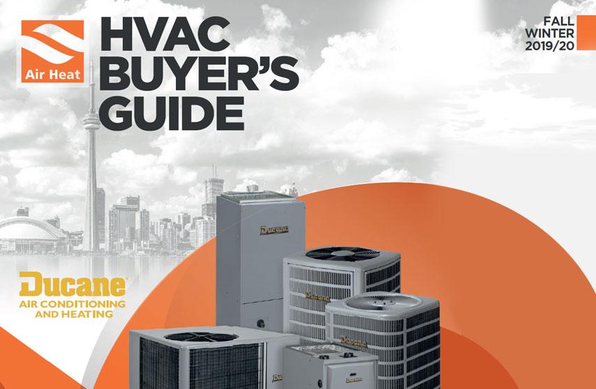 HVAC Catalogue