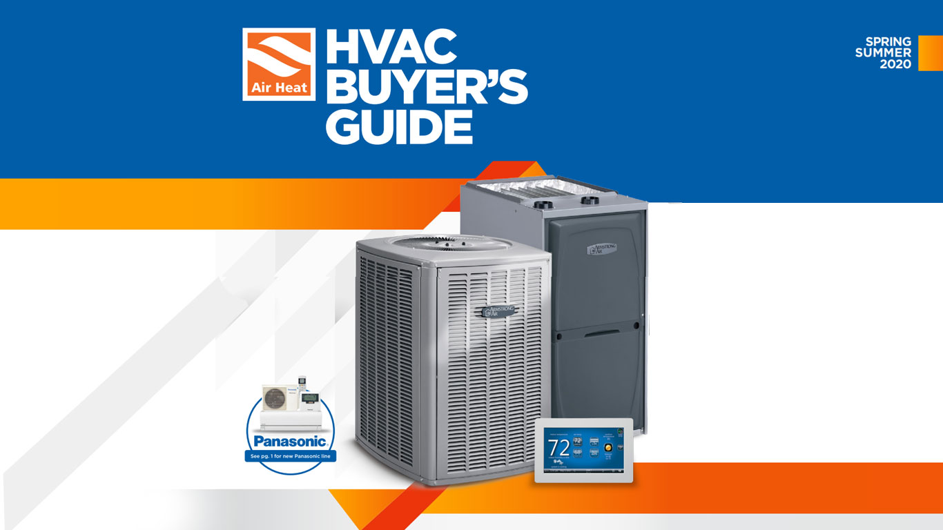 Air Heat Spring/Summer Buyers Guide Now Available!